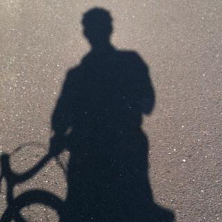 自転車とパスタ